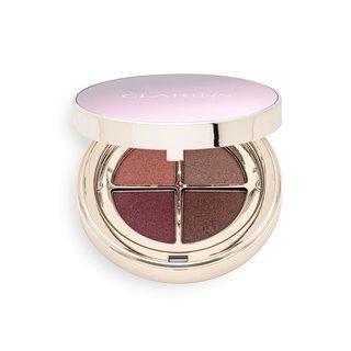 Clarins Eye Palette Ombre 02 Rosewood paletka očních stínů 4 g