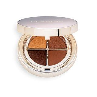 Clarins Eye Palette Ombre 04 Brown Sugar paletka očních stínů 4 g
