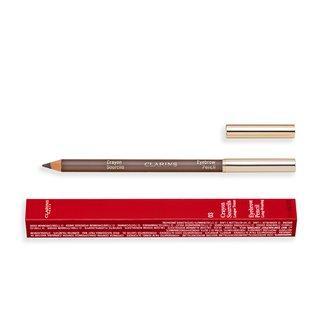Clarins Eyebrow Pencil 03 Soft Blond tužka na obočí 2v1 1,3 g