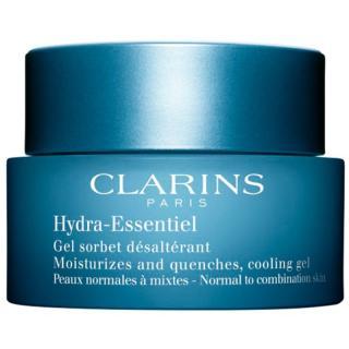 Clarins Hydra-Essentiel Cooling Gel aktivní intenzivně hydratační gel-krém s chladivým účinkem 50 ml dámské 50 ml
