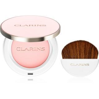 Clarins Joli Blush dlouhotrvající tvářenka odstín 01 Cheeky Baby 5 g dámské 5 g