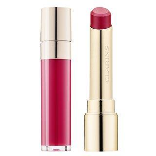 Clarins Joli Rouge Lacquer 762L Pop Pink vyživující rtěnka s hydratačním účinkem 3,5 g