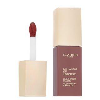 Clarins Lip Comfort Oil Intense 01 Intense Nude lesk na rty s hydratačním účinkem 7 ml