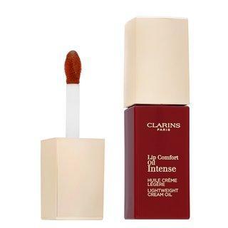 Clarins Lip Comfort Oil Intense 08 Intense Burgundy lesk na rty s hydratačním účinkem 7 ml