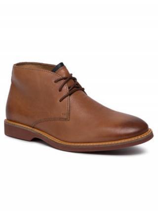 Clarks Kotníková obuv Atticus Limit 261367407 Hnědá pánské 40