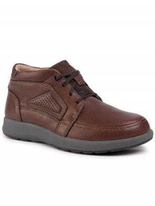 Clarks Kotníková obuv Un Trail Limit 261465037 Hnědá pánské 41