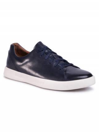 Clarks Sneakersy Un Costa Lace 261485577 Tmavomodrá pánské 42
