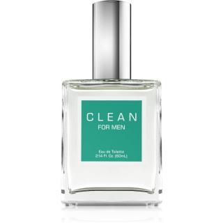 CLEAN For Men toaletní voda pro muže 60 ml pánské 60 ml