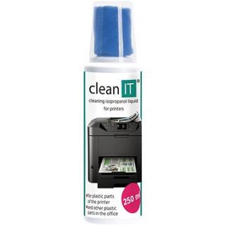 CLEAN IT čisticí roztok na plasty EXTREME s utěrkou, 250ml