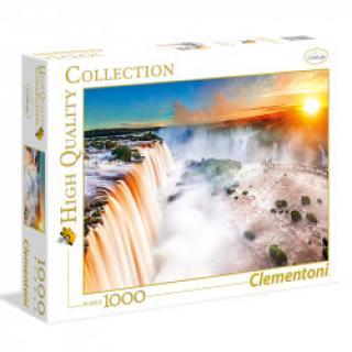 Clementoni - Puzzle 1000, Vodopád
