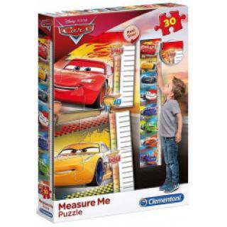 Clementoni - Puzzle Double FUN  - Cars