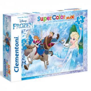 Clementoni - Puzzle Maxi 24, Frozen