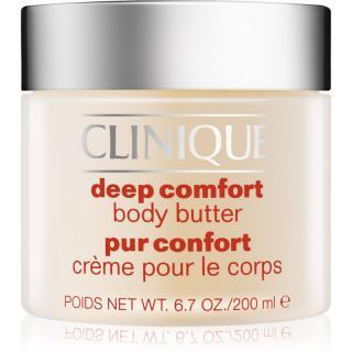 Clinique Deep Comfort tělové máslo pro velmi suchou pokožku 200 ml dámské 200 ml