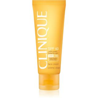 Clinique Sun opalovací krém na obličej SPF 40 50 ml dámské 50 ml