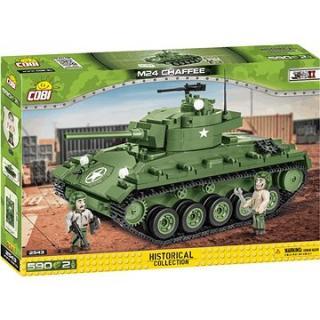 Cobi tank M24 Chaffee