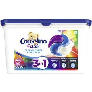 COCCOLINO Care Color 40 ks