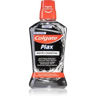 Colgate Plax Charcoal ústní voda proti zubnímu plaku a pro zdravé dásně bez alkoholu 500 ml 500 ml