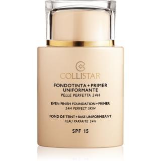 Collistar Foundation Perfect Skin make-up a podkladová báze SPF 15 odstín 4 Cookie 35 ml dámské 35 ml