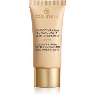 Collistar Foundation Zero Imperfections dlouhotrvající matující make-up SPF 10 odstín 2 Beige 30 ml dámské 30 ml