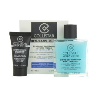 Collistar Man gel po holení   denní hydratační krém pro všechny typy pleti 100 ml pánské 100 ml