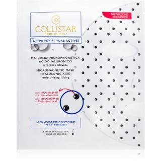 Collistar Pure Actives mikromagnetická maska s kyselinou hyaluronovou dámské