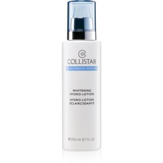 Collistar Special Essential White® HP hydratační čisticí mléko pro rozjasnění pleti 200 ml dámské 200 ml