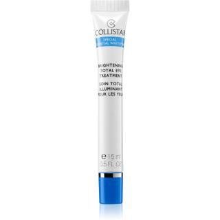 Collistar Special Essential White® HP rozjasňující oční krém proti otokům a tmavým kruhům 15 ml dámské 15 ml