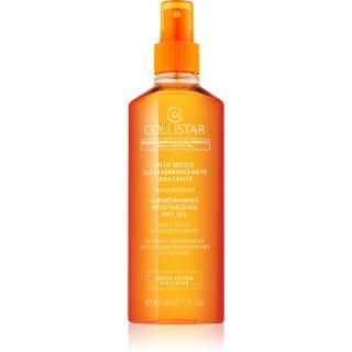 Collistar Sun No Protection olej na opalování bez ochranného faktoru 200 ml dámské 200 ml