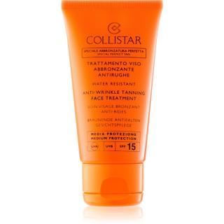 Collistar Sun Protection krém na opalování proti stárnutí pleti SPF 15 50 ml dámské 50 ml