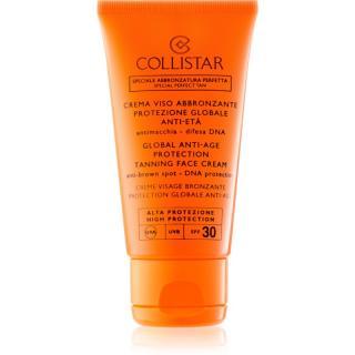 Collistar Sun Protection krém na opalování proti stárnutí pleti SPF 30 50 ml dámské 50 ml