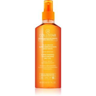 Collistar Sun Protection olej na opalování SPF 15 200 ml dámské 200 ml
