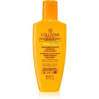 Collistar Sun Protection přípravek k urychlení a prodloužení opálení SPF 20 200 ml dámské 200 ml