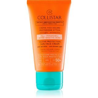 Collistar Sun Protection protivráskový krém na opalování SPF 50  50 ml dámské 50 ml