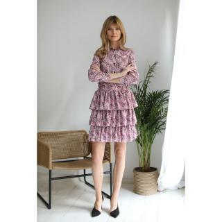 Colour Mist Womans Skirt B330 dámské Pale Pink XS