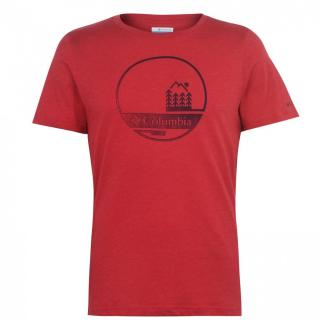 Columbia Bluff T Shirt Mens pánské Other M