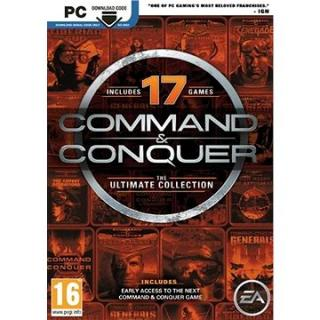 Command & Conquer The Ultimate Collection (PC) DIGITAL