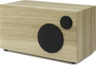 COMO AUDIO Ambiente Speaker Hickory Brown