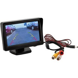 COMPASS LCD display se stojánkem