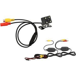 COMPASS Parkovací kamera DICE bezdrátová polohovací s LED přísvitem