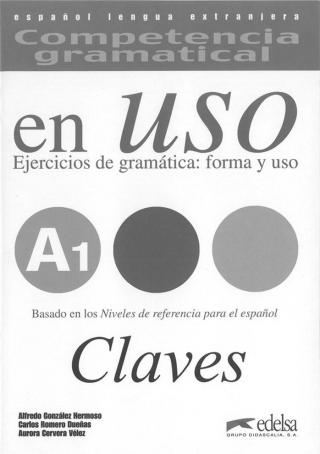Competencia gramatical en Uso (A1) -- Příprava na zkoušky