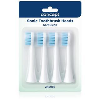 Concept Perfect Smile Soft Clean náhradní hlavice pro zubní kartáček