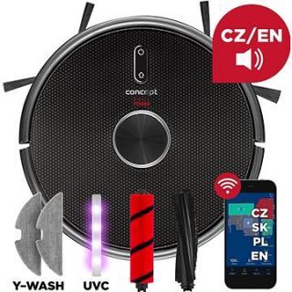 CONCEPT VR3210 3 v 1 REAL FORCE Laser UVC