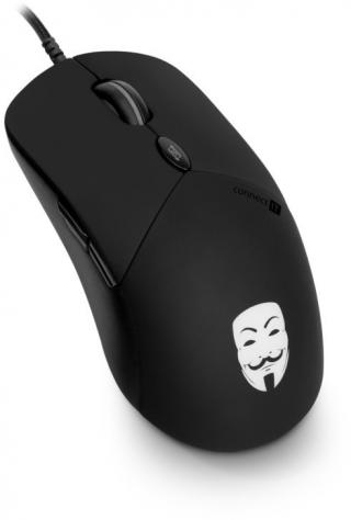Connect IT Anonymouse CMO-3570-BK Black