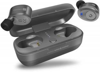 Connect IT True Wireless HYPER-BASS Ed. II Silver