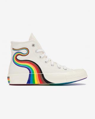 Converse Pride Chuck 70 Tenisky Bílá pánské 37,5