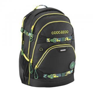Coocazoo e-ScaleRale TecCheck černá