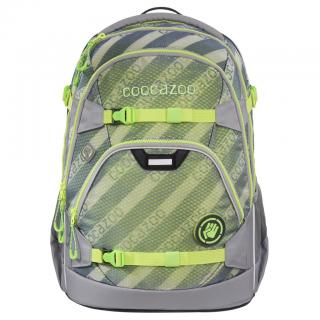 Coocazoo ScaleRale MeshFlash Neongreen certifikát AGR zelená
