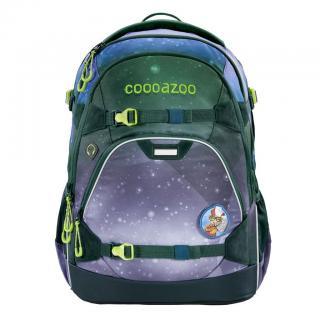 Coocazoo ScaleRale OceanEmotion Galaxy Blue AGR zelená