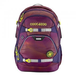 Coocazoo ScaleRale Soniclights Purple certifikát AGR fialová