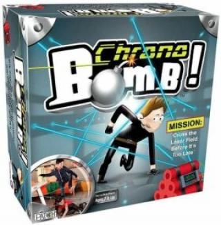 Cool Games - Chrono Bomb hra